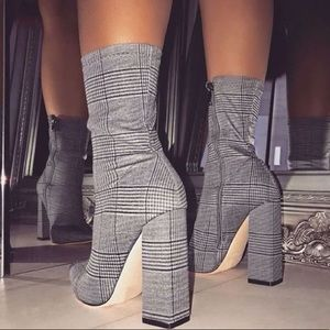Shoes - Heeled boot trendy